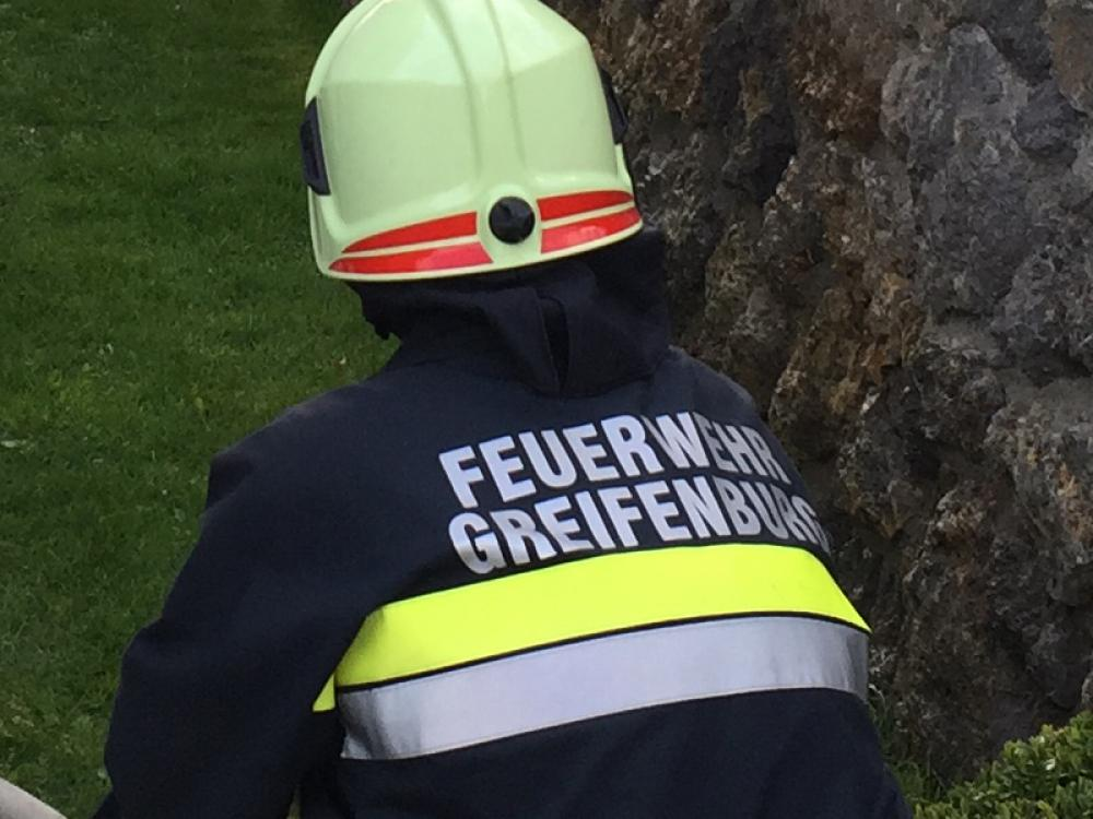 Brandmeldealarm im Altenwohnheim...