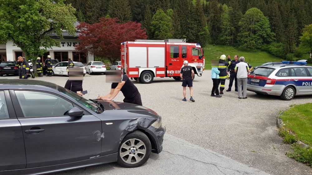 Technischer Einsatz in Rasdorf