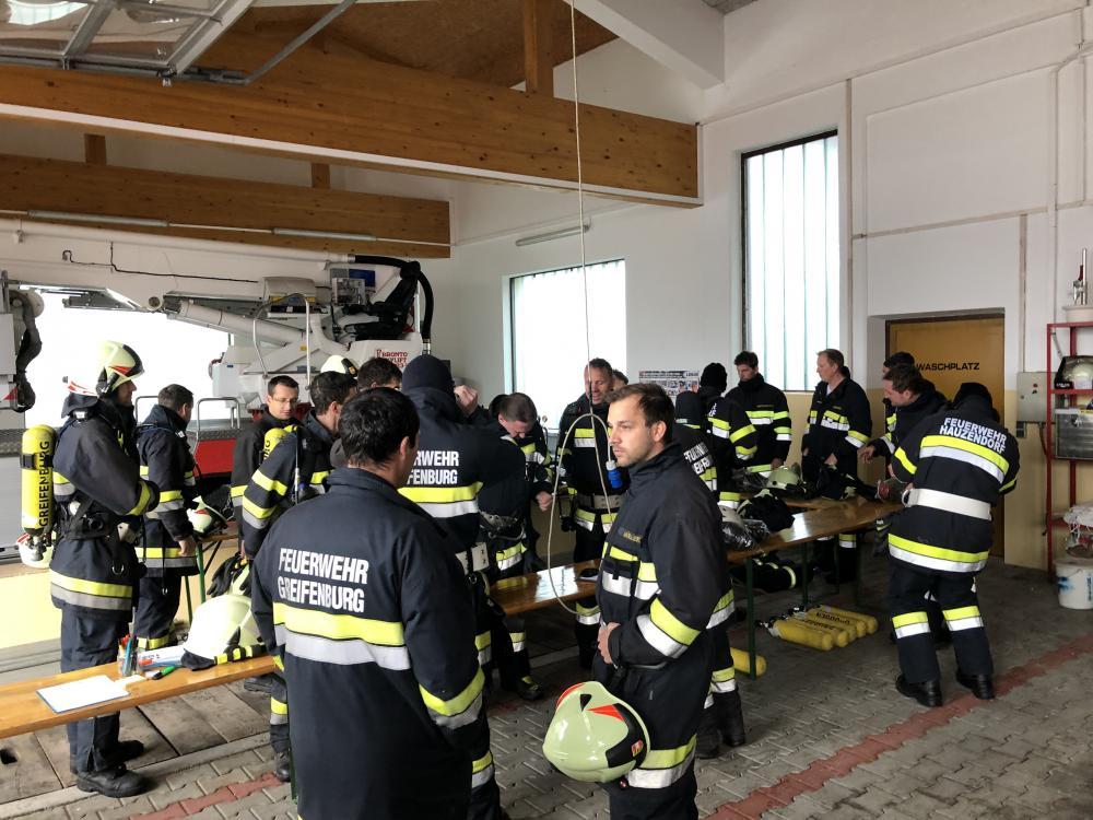ÖFAST der Feuerwehren von Greifenburg