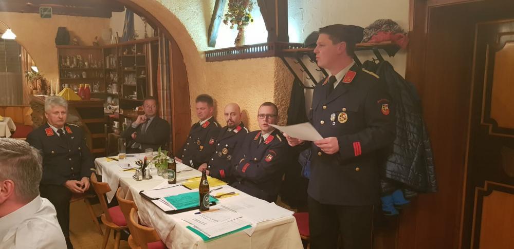 Jahreshauptversammlung Greifenburg
