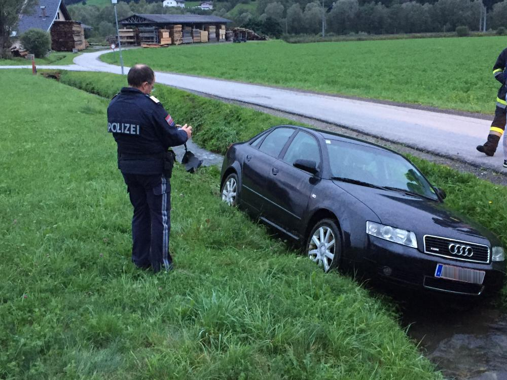 Verkehrsunfall Schulstraße