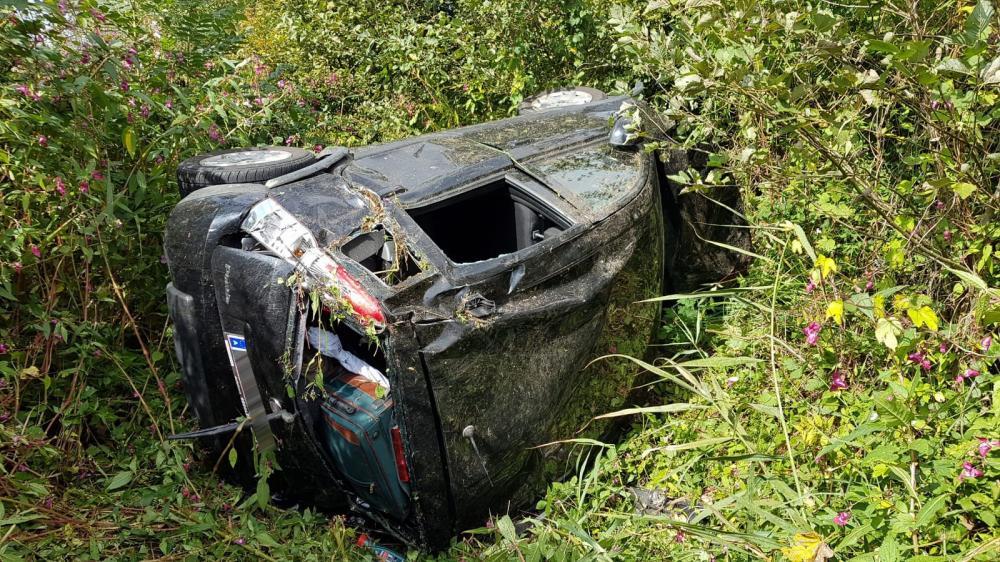 Verkehrsunfall mit Personenschaden in...