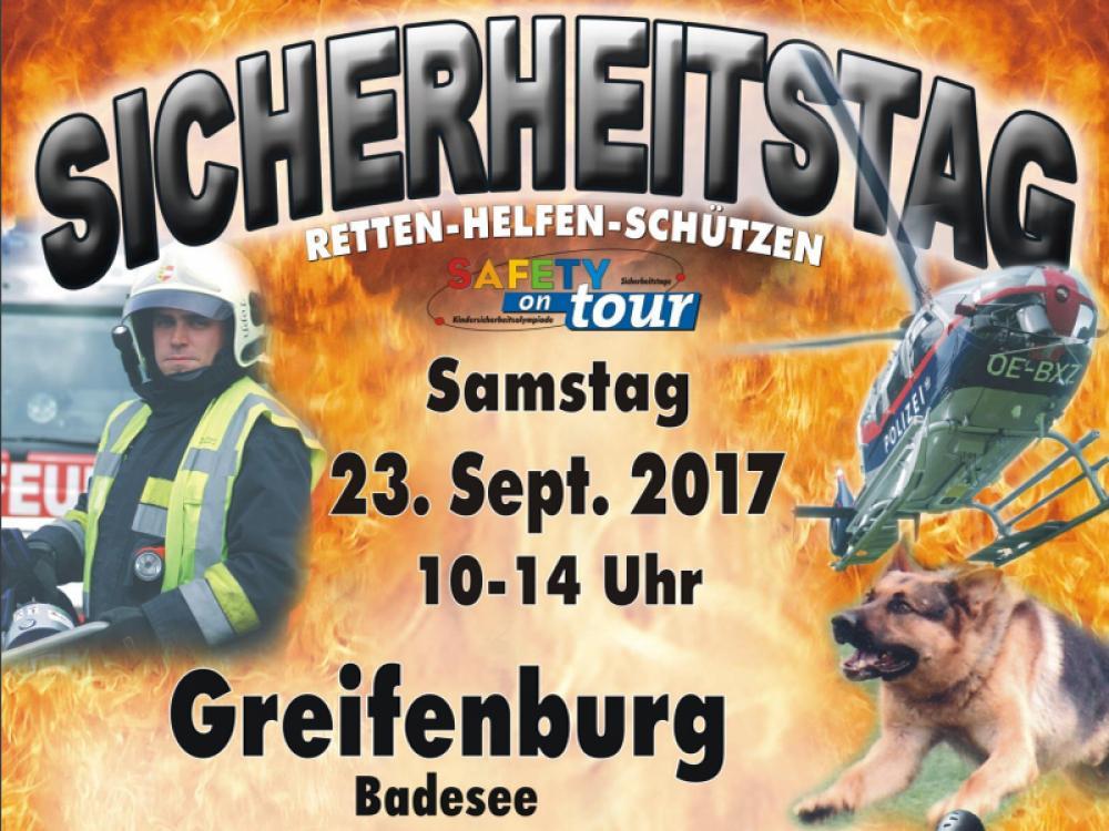 Sicherheitstag in Greifenburg